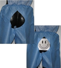 Child Moonshort Endoscopic Disposable - Item #H-MOONCHILD-50-S-M