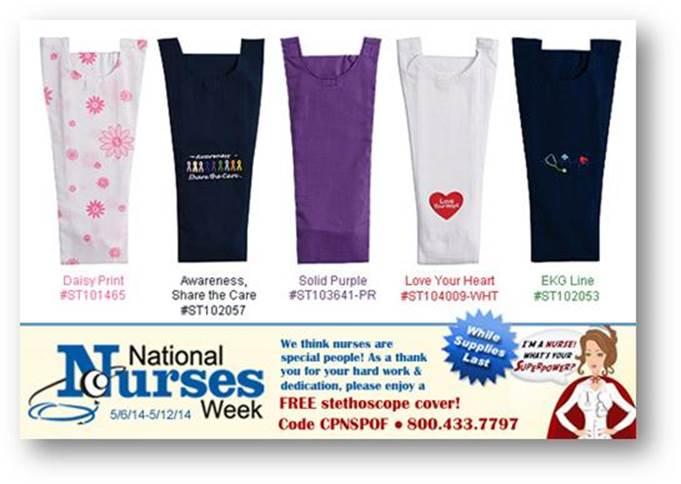 nurses week giveaway