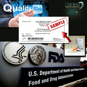 If you don't get your kits from Danlee Medical Products, is that company FDA and UDI compliant? Check for yourself at https://accessgudid.nlm.nih.gov/.